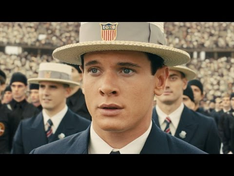 Unbroken Movie Trailer Official - Jack O'Connell
