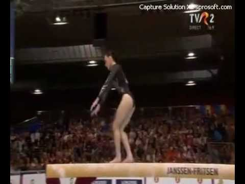 Catalina Ponor (rou) Ef Bb - Ec Brussels 2012 video