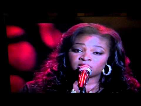 Candice Glover Singing 'Lovesong' by The Cure