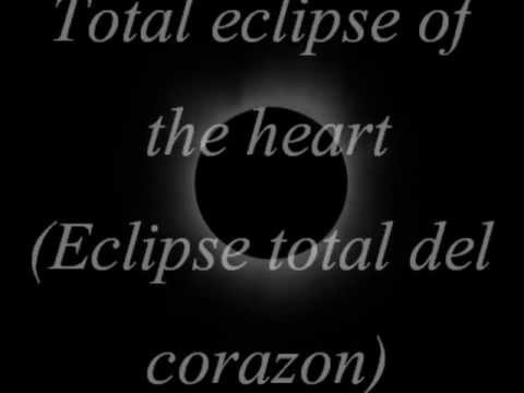 Total Eclipse of the Heart Lyrics