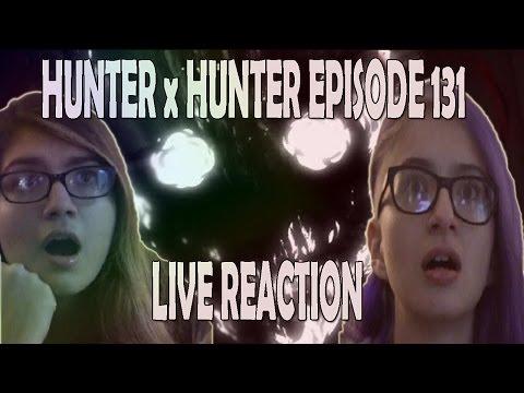 Hunter x Hunter Ep 131 Live Reaction thumbnail