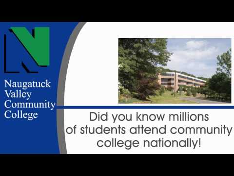 Naugatuck Valley Community College DMV Ad CT