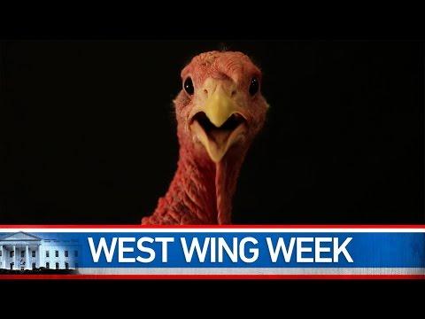 West Wing Week: 11 28 14 or We Need Turkey