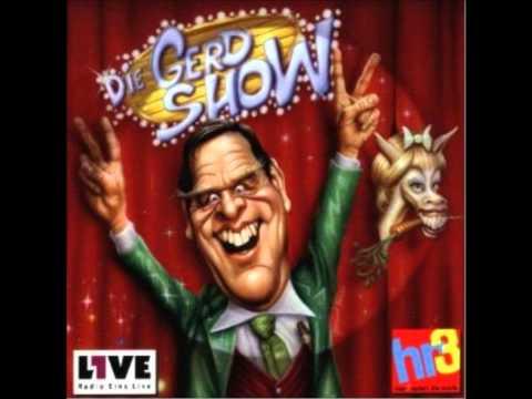 Die Gerd Show - Der Steuersong (Las Kanzlern) (CD, Single ...