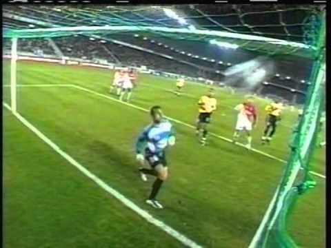 2003 (October 26) Sochaux 1- AS Monaco 1 (French Ligue 1)
