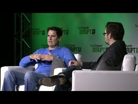 Shrink Your Digital Footprint with Mark Cuban's Cyber Dust | Disrupt SF 2014