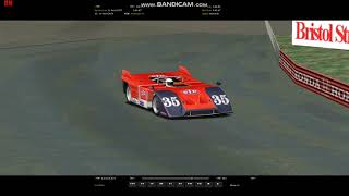 Grand Prix Legends - Birmingham : Can-Am '71 Porsche 917 (TV)