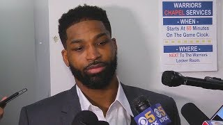Tristan Thompson Tired Of NBA Refs During The 2018 NBA Finals After Game 2 vs Warriors!