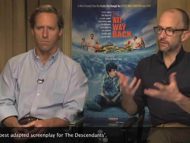 Jim Rash & Nat Faxon: The Way Way Back