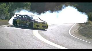 Tanner Foust Street Drift: Mulholland - GTChannel