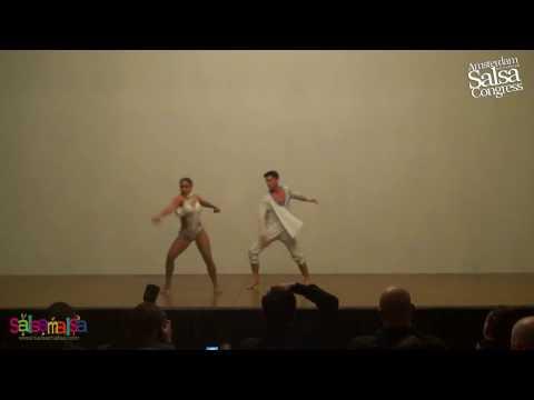 Mistura Movement Dance Performance | AISC 2016