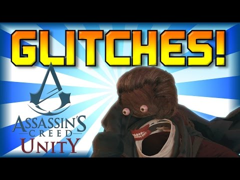 WTF ARE THEY DOING!!? xD Assassin's Creed Funny Moments! - GLITCHES + BUGS!!!
