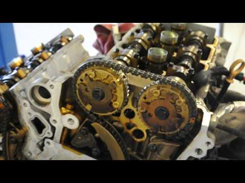 GM 3.6l V6 VVT Timing Chain Problems HD