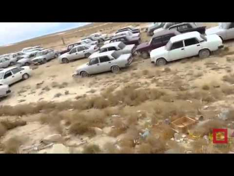 Оставившим авто на границе туркменам предложили помощь в Минфине РК