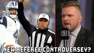 Referees Screwed The Cowboys?