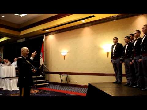 Missouri Military Academy - Choir Performance in Jefferson City