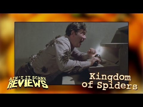 Ain't It Scary Reviews - Kingdom of Spiders