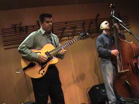 Mike Oria - recital excerpts 8/10/07