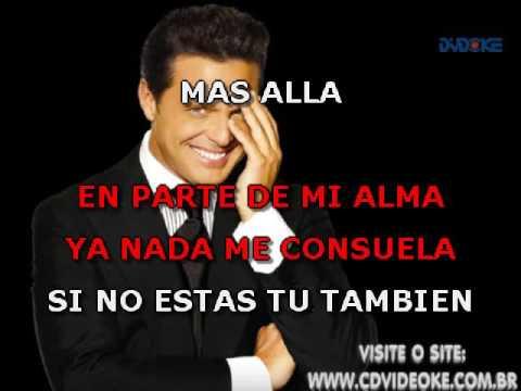 Luis Miguel   Contigo En La Distancia