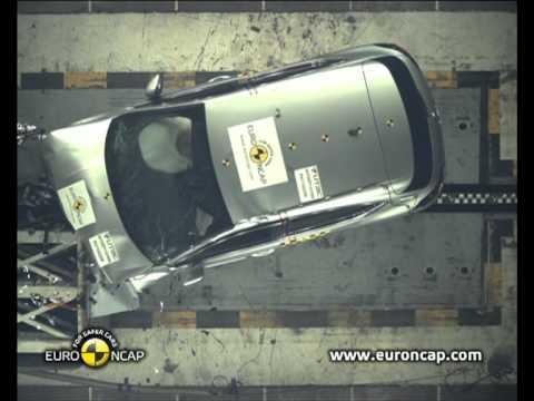 Euro NCAP | Citroen DS4 | 2011 | Краш-тест