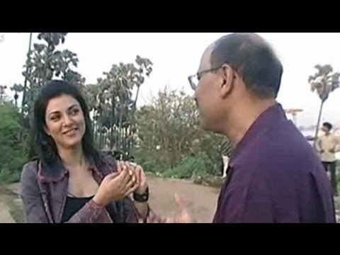 Walk The Talk: Sushmita Sen (aired: August 2005) video