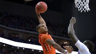 Gary Payton II Takes Off For Dunk Of The Night | CampusInsiders