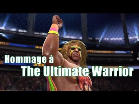 WWE 2K14 - Match en mémoire d