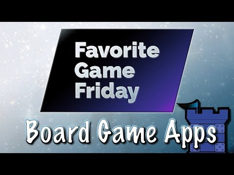 Favorite Game Friday Board Game Apps