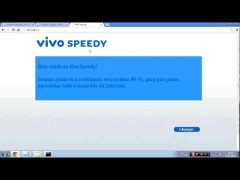 Abrindo Portas de rede no Modem VIVO WiFi (Technicolor TG581n)