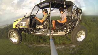 The Flying Car - Off Road & in the Air