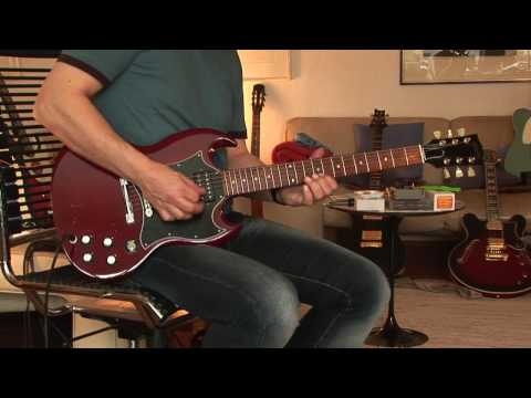 1999 Gibson SG Special part 3 (overdrive) Alternate Take