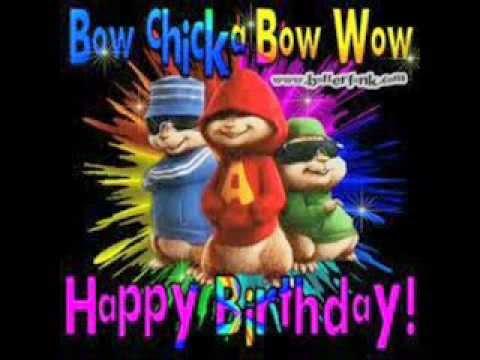 Dj Bobo-happy Birthday To You Chipmunks video