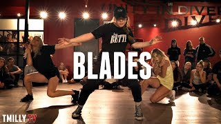 Download Lagu FARR - Blades - Choreography by Jake Kodish - #TMillyTV #Dance Gratis STAFABAND