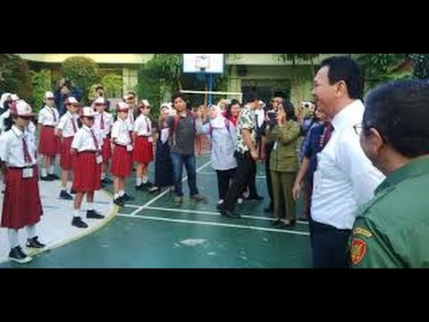 Berita 30 Juli 2015 - VIDEO Ahok Dimarahi Orang Tua Murid