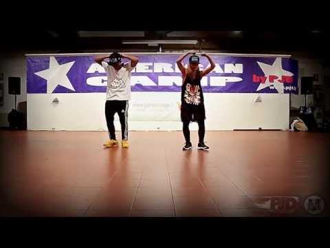 RIE HATA ft LYLE BENIGA | Twista - HeartBeat | AMERICAN CAMP 2013 PJD.IT #PJD #MMPP