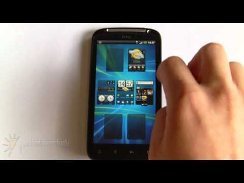 HTC Sensation UI
