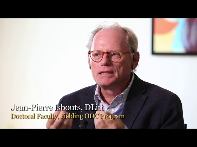 Dr. Jean-Pierrre Isbouts - Media, Technology, and Innovation