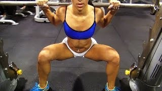 Fitness Motivation: Working Out Makes Women SEXY!!