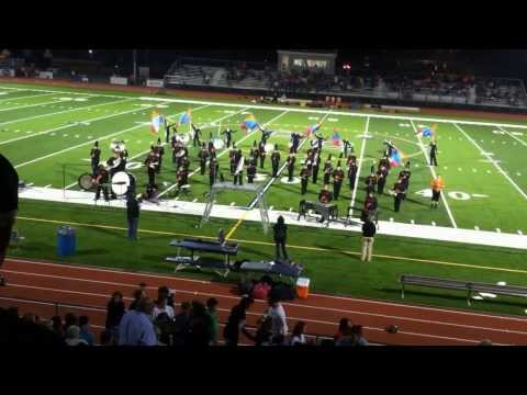 Milton PA High School Band at Central Columbia