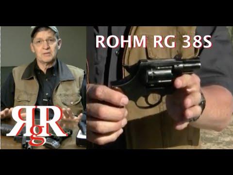 Rohm RG 38S (.38spl) Revolver Review