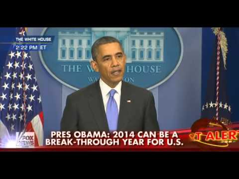Obama: 2014 needs to be a year of action