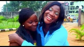 Adeola interviews MERCY JOHNSON! Na true Nollywood Star!