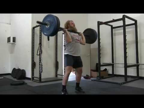 STRONGMAN TRAINING @ Untamed Strength - Axle Bar Image 1