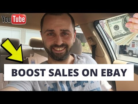 6 Tips For Boosting Sales on eBay During The Slow Summer Months