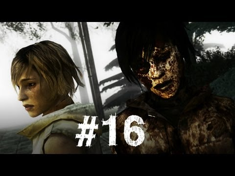 SCARIEST MOMENT IN SILENT HILL 3! - w/Girlfriend - Gameplay Walkthrough Part 16