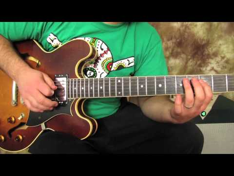 Born Under a Bad Sign Blues Guitar- Cream - Albert King - Clapton - Guitar Lesson - How to Play