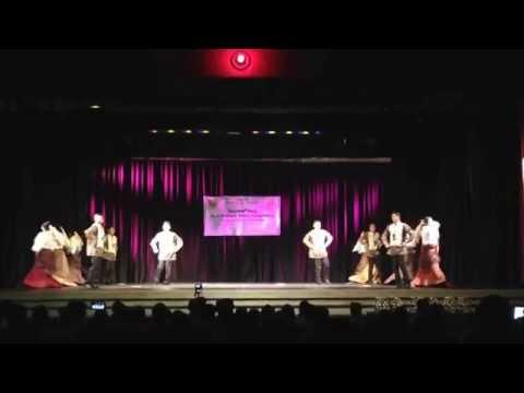 Buling-buling (uphs Sanlahi Pangkat Mananayaw) Ncca Sayaw Pinoy 2014 video
