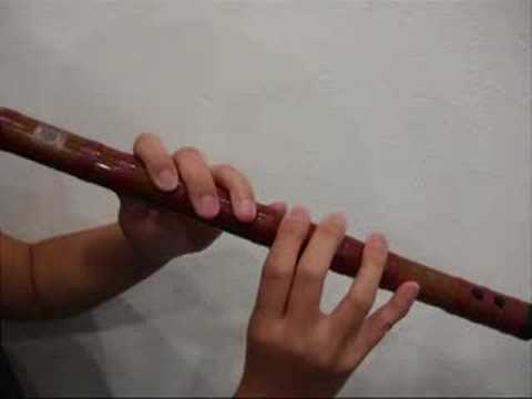 Basic introduction of the Dizi. Chinese Bamboo Flute