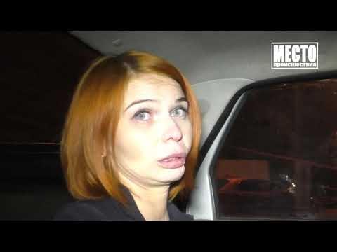 Пьяных супругов задержали за пьянку за рулем, Октябрьский пр