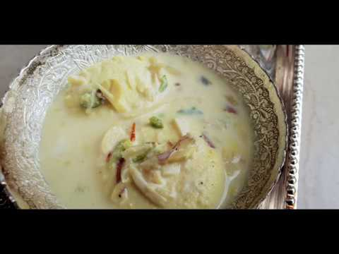RASMALAI RECIPE IN HINDI /STEP BY STEP HINDI TUTORIAL